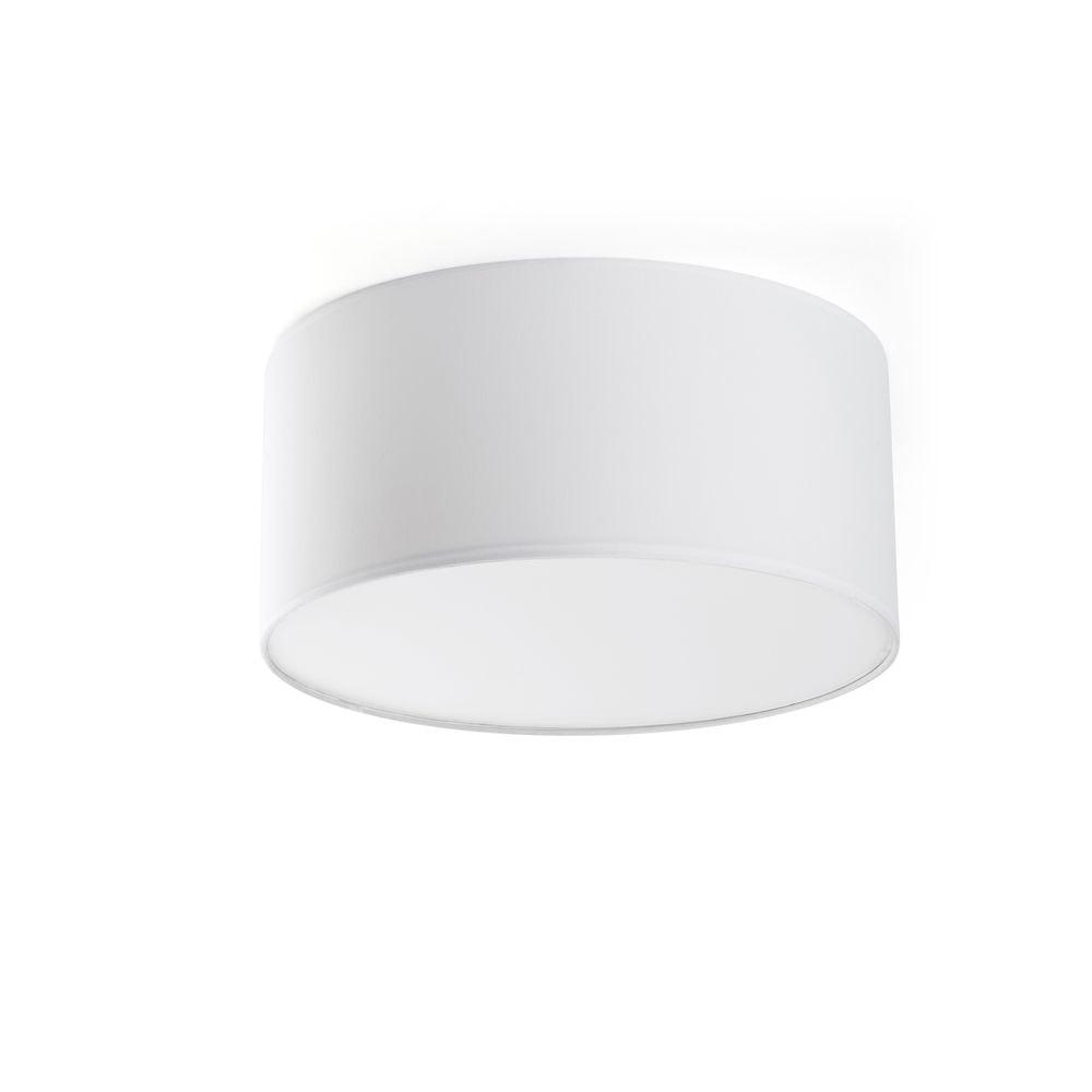 LED Deckenlampe SEVEN Ø 40cm 20W Dimmbar Weiß