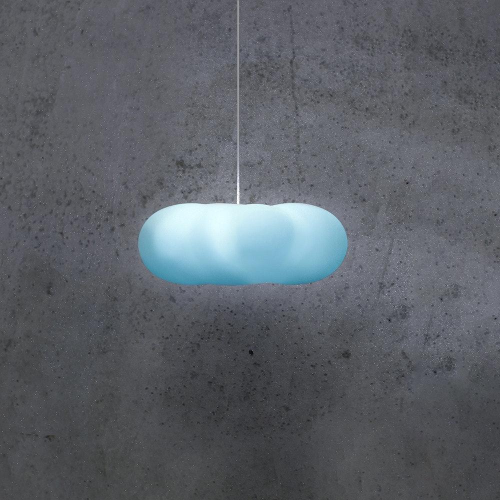 Licht-Trend Hängeleuchte Claudy Weiß 1