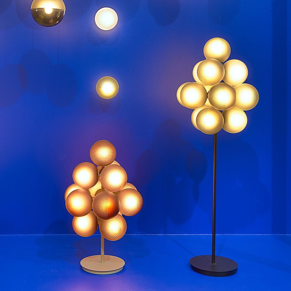 Pulpo LED Stehleuchte Stellar Grape Big 13-flammig thumbnail 6