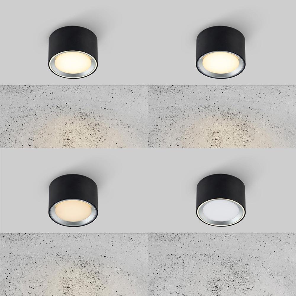 LED Aufbauleuchte Moodmaker S dimmbar Weiß 2