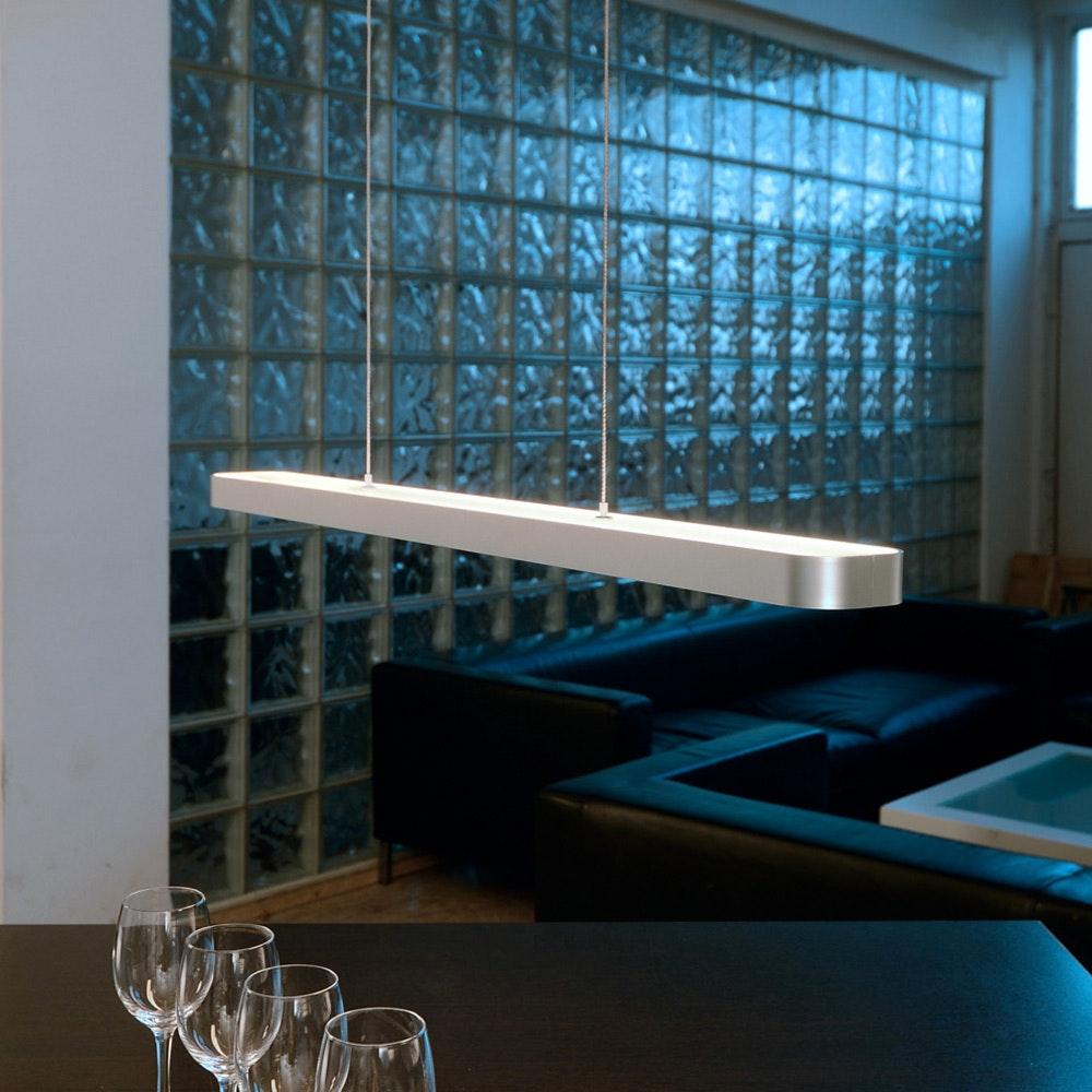 Casablanca LED-Balkenpendelleuchte Perfetto 2