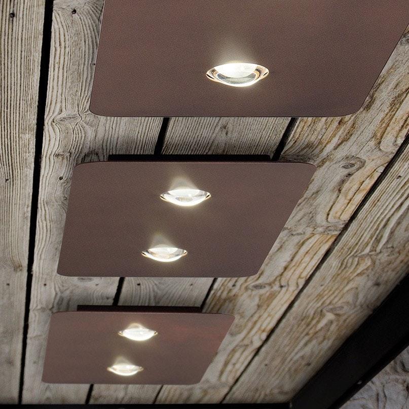 Studio Italia Design Frozen Medium LED Deckenleuchte 1