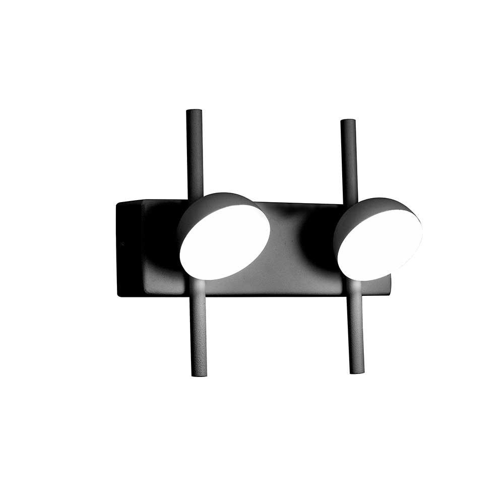Mantra Adn 2-flammige LED-Wandleuchte 2