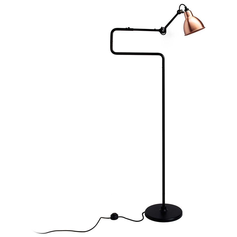 DCW Gras N°411 Stehlampe mit Schirm drehbar 12