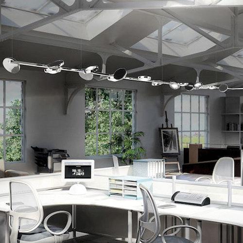 Studio Italia Design Nautilus LED Hängeleuchte Erweiterung thumbnail 5