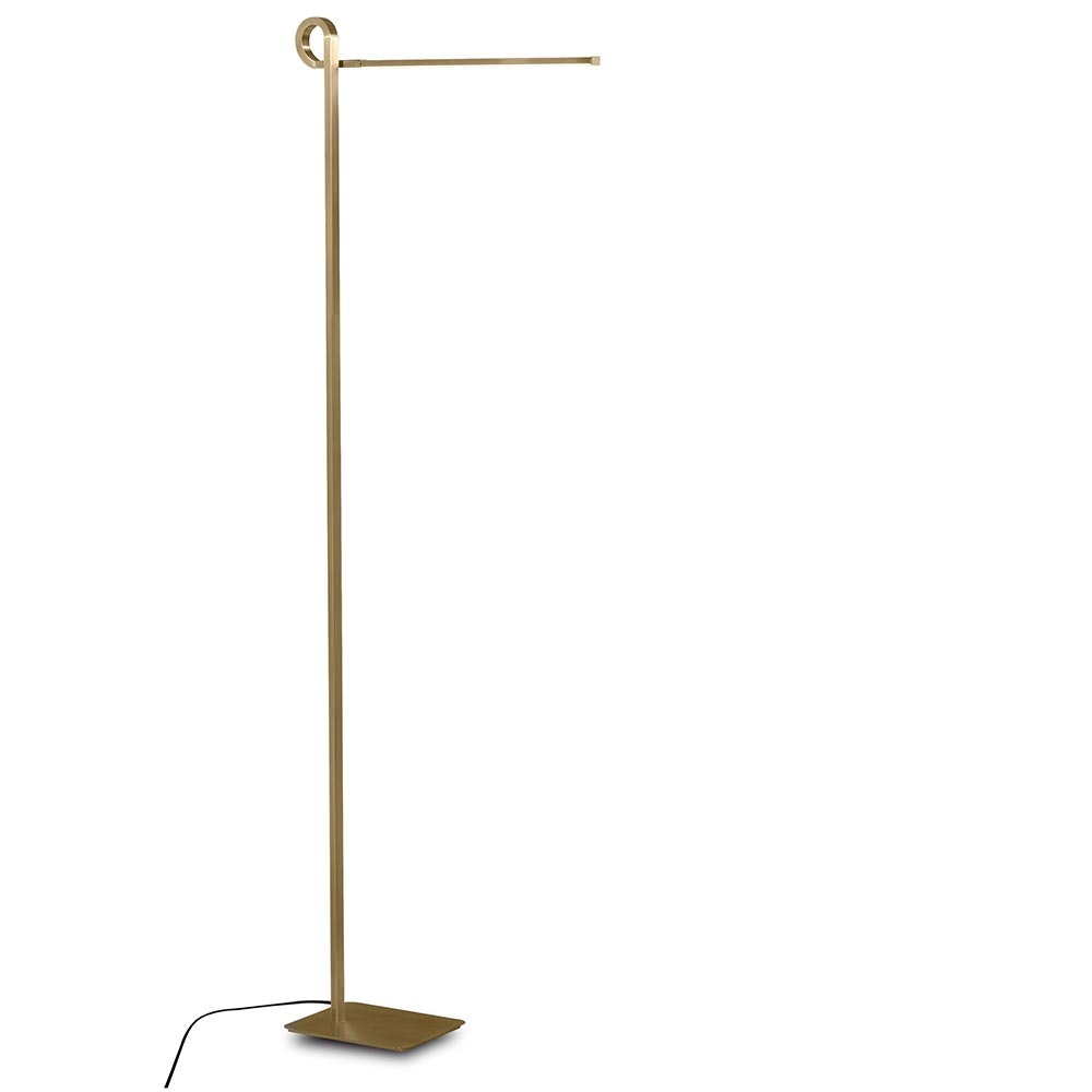 Mantra Cinto geschwungene LED-Stehlampe Dimmbar 3