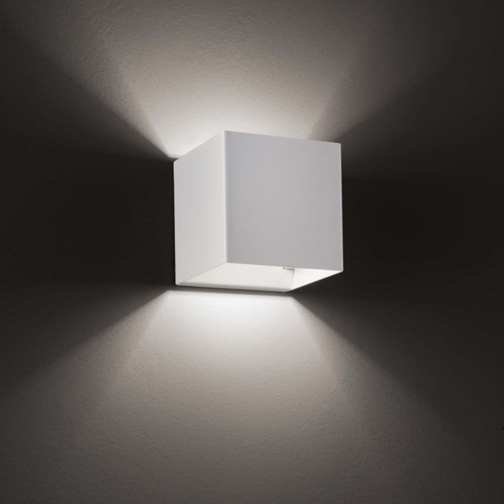 Studio Italia Design Laser 10x10 LED Wandleuchte 1800 lm thumbnail 4