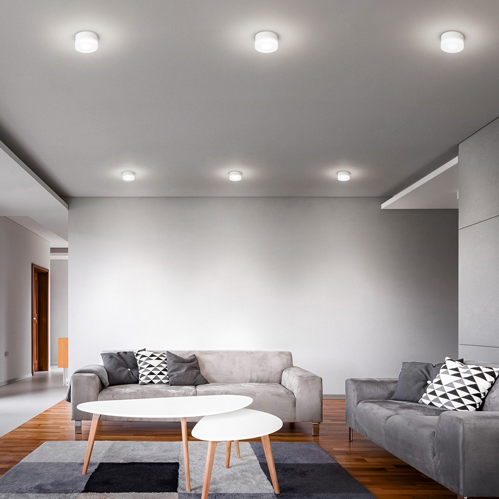 Linealight One to One C LED-Deckenleuchte