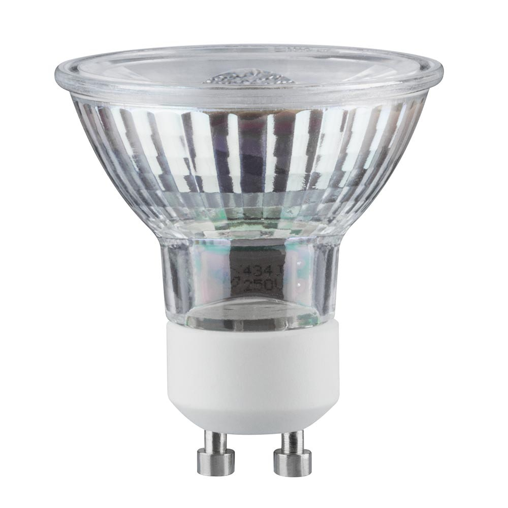 LED Glasreflektor 3,2W GU10 2700K 1