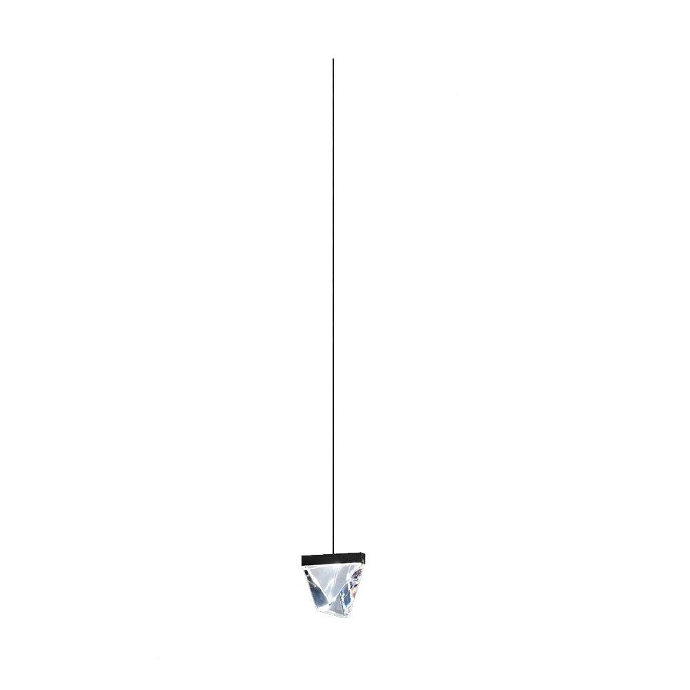 Fabbian Tripla LED-Hängeleuchte 6m Abhängung ohne Baldachin 3