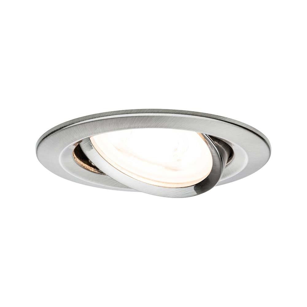 Einbauleuchte Nova rund schwenkbar LED 3stepdim 1x6,5W GU10 1