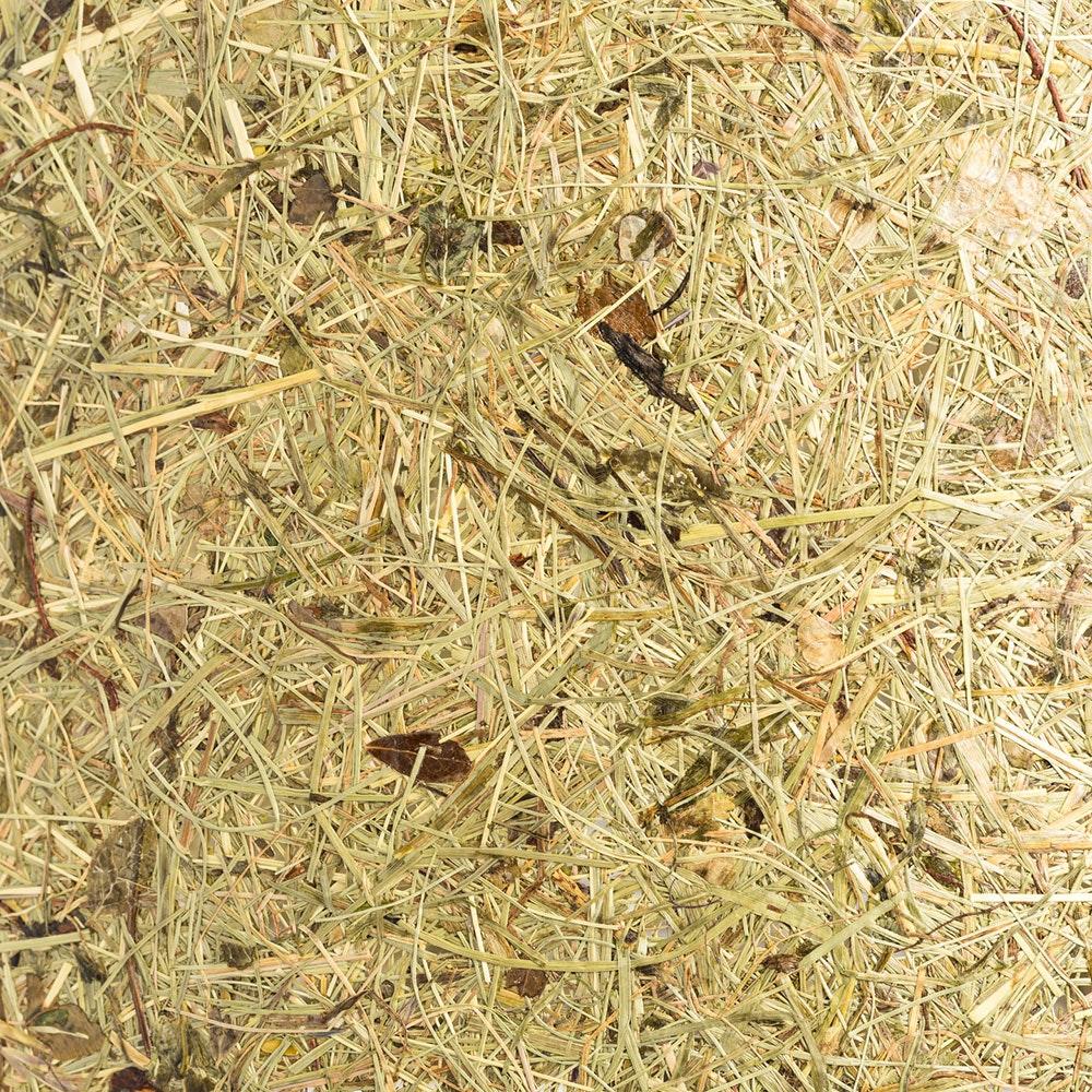 Holz Deckenleuchte Ø 45cm mit Heuschirm thumbnail 5