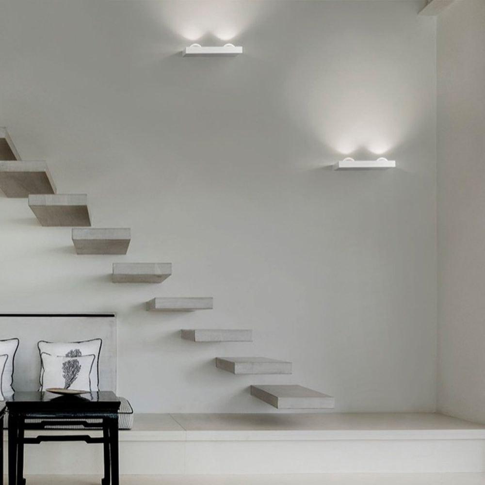 Studio Italia Design Shelf Double LED Wandleuchte 2
