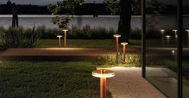 Pollerleuchte Venexia Außenleuchte Wegbeleuchtung Garten
