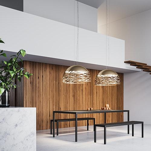 Studio Italia Design Kelly Dome Hängelampe 1