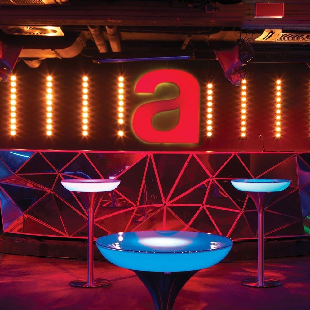 Moree Lounge M 105 LED Tisch 3