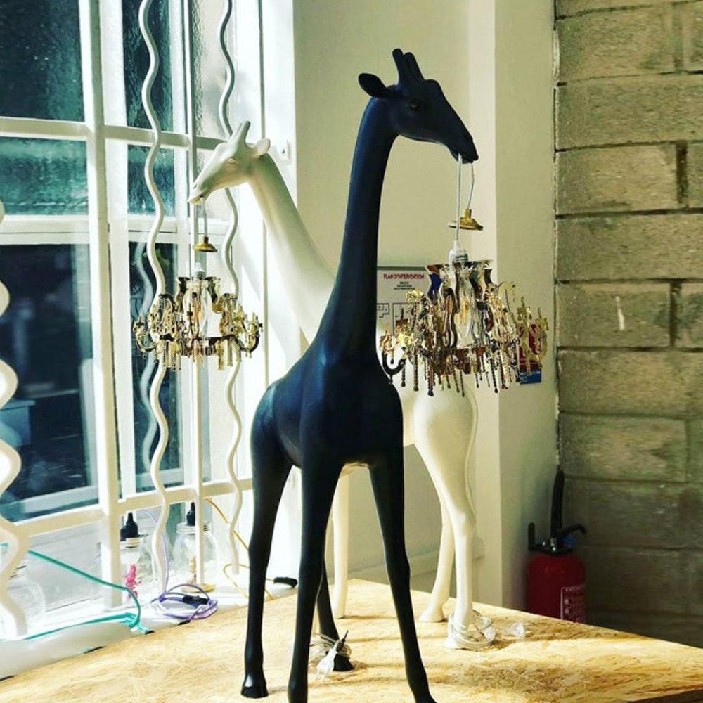 Qeeboo Giraffe in Love XS Stehleuchte 100cm 2