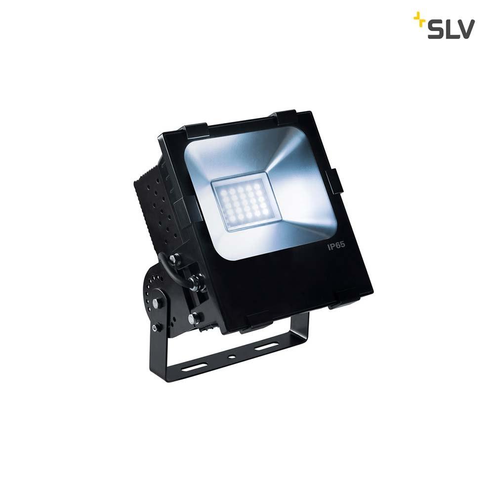 SLV Disos Outdoor Strahler LED 4000K Schwarz 100W 1