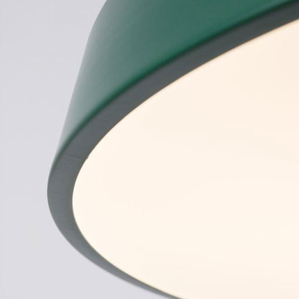 Nova Luce Vetro Pendelleuchte Vintage-Look 50cm 1