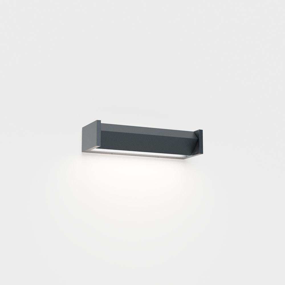 IP44.de LED-Außenwandleuchte Slat One IP65 5