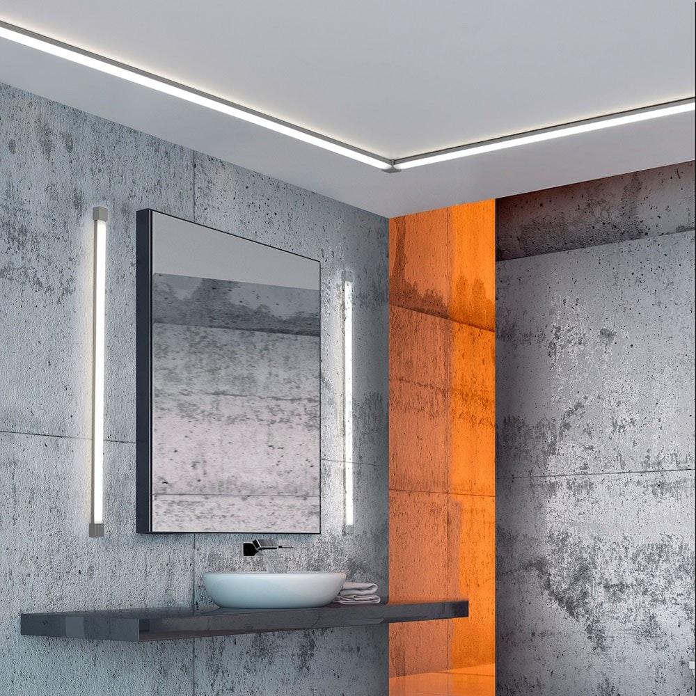VIGO System LED-Linienmodul 100cm Alu-matt 7