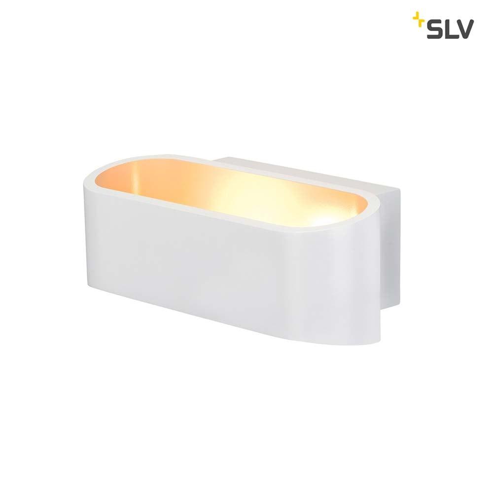 SLV Asso LED Wandleuchte Weiß 2000K-3000K Dim To Warm 5