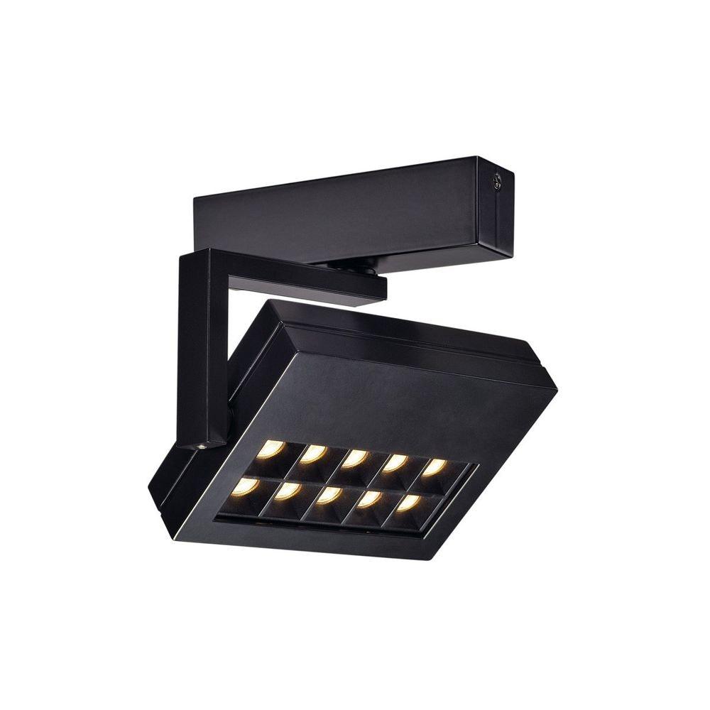 SLV Profuno LED Wand- & Deckenleuchte Schwarz 18W 3000K 1