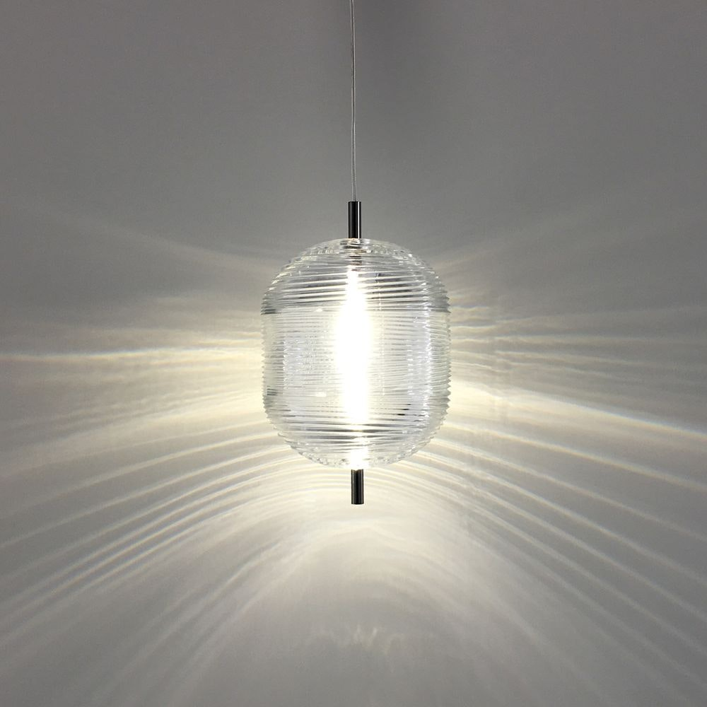 Lodes Jefferson LED Glas Hängelampe 12