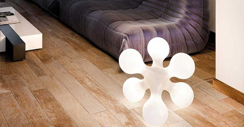 Kundalini Bodenlampe Wohnzimmer