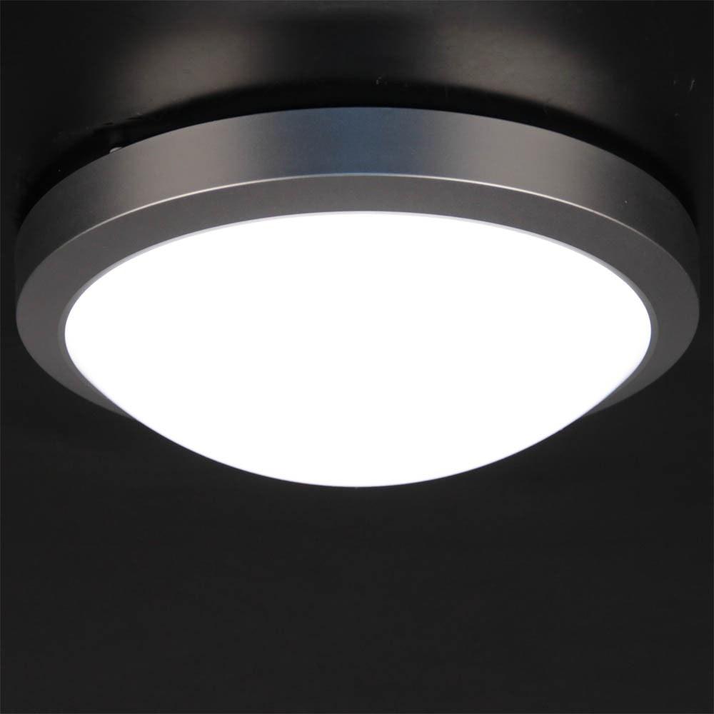 Acca LED-Deckenleuchte für Innen und Aussen Ø 27cm thumbnail 5