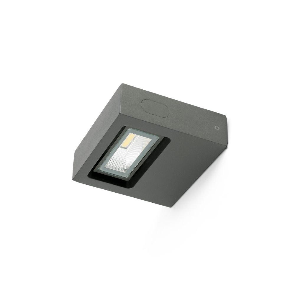 LED Außenwandleuchte TAIMA 3000K IP54 Dunkelgrau 1
