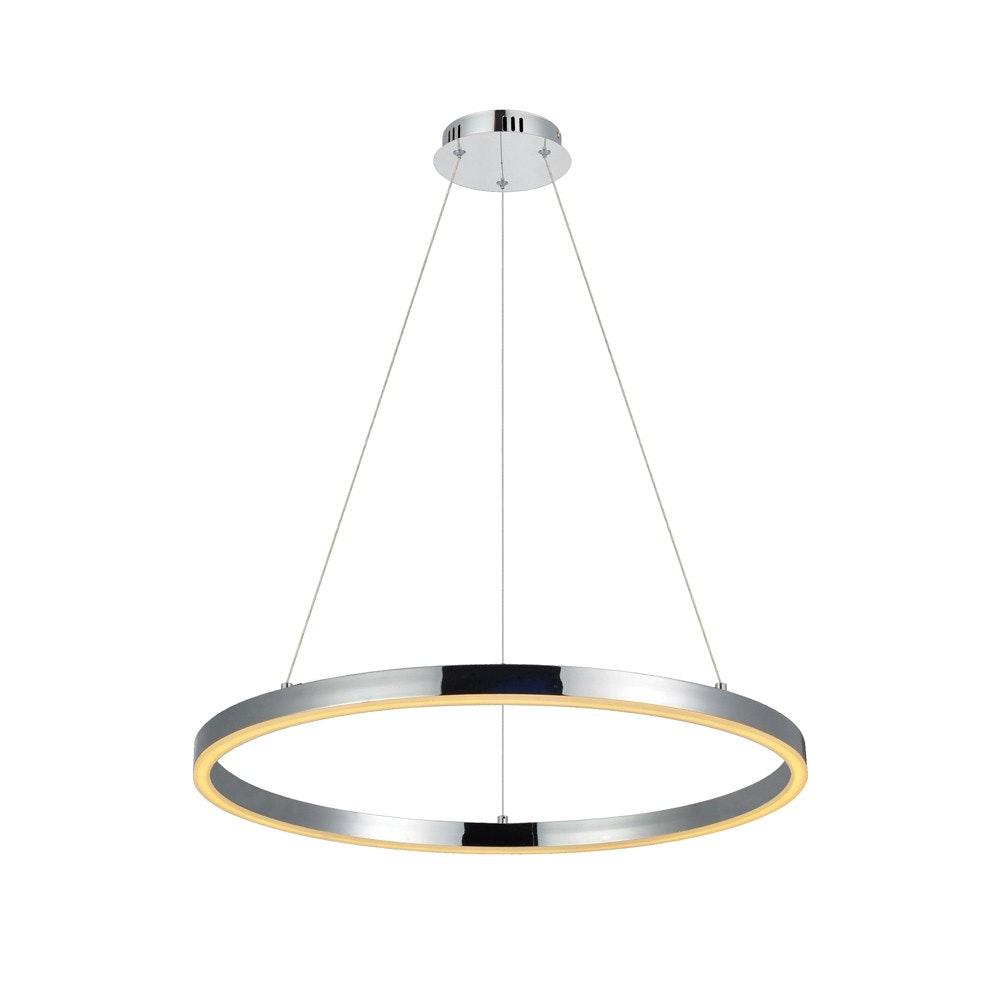 s.LUCE Ring 80 LED Pendellampe Dimmbar 2