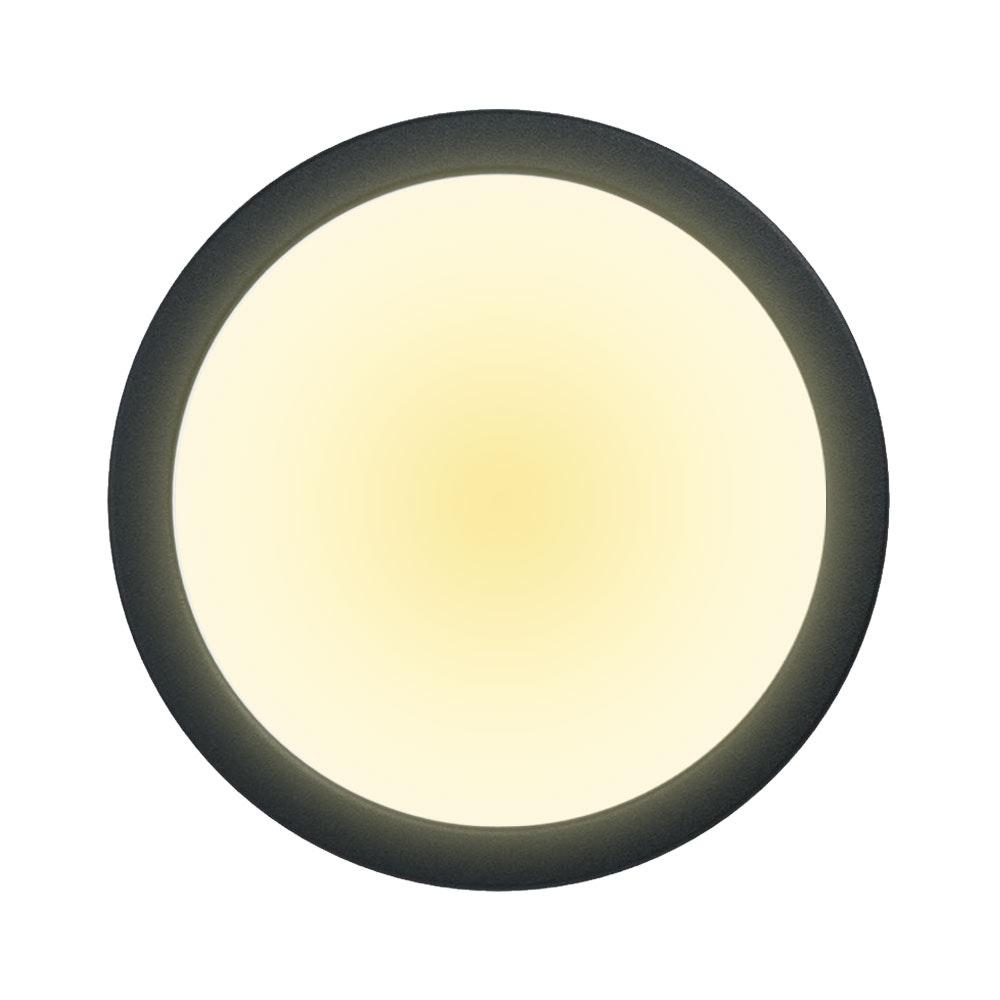 LED-Panel Einbau 1800 Lumen Ø 21,5cm rund thumbnail 3