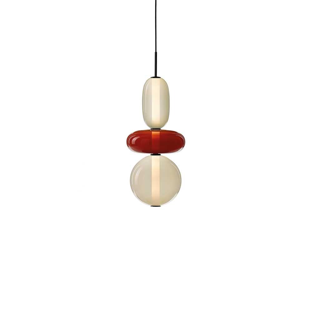 Bomma LED-Hängelampe Pebbles Short Variante 6, 7, 8 2