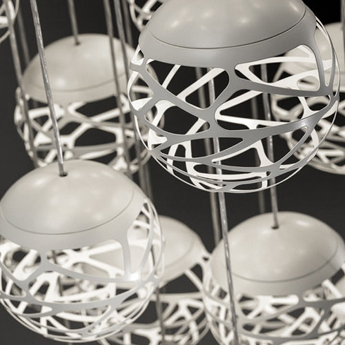 Lodes Kelly Cluster Sphere LED Pendellampe thumbnail 4