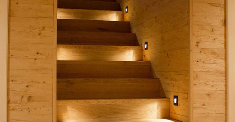 Treppenbeleuchtung einbauleuchten