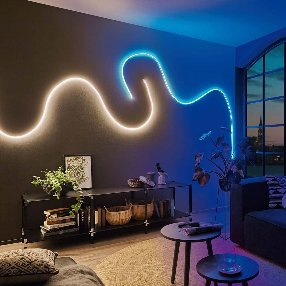 LED Strip 3m Function MaxLED Flow Basisset Warmweiß 37W 10