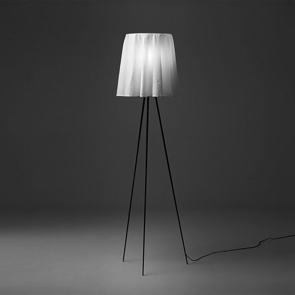 FLOS Rosy Angelis Stehlampe mit Dimmer 1