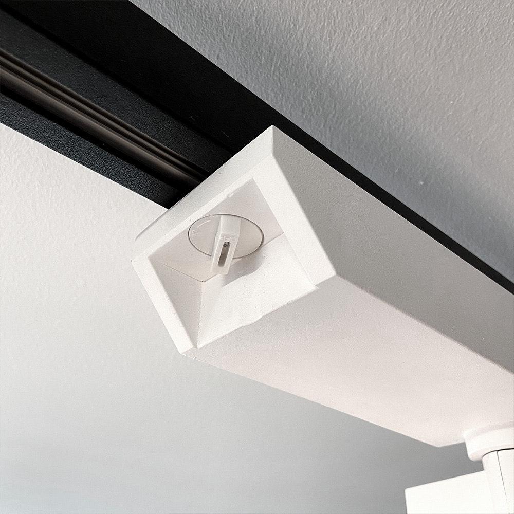 Golo 3-Phasen Power-LED Schienenstrahler 2500lm CRI>90 36°  8