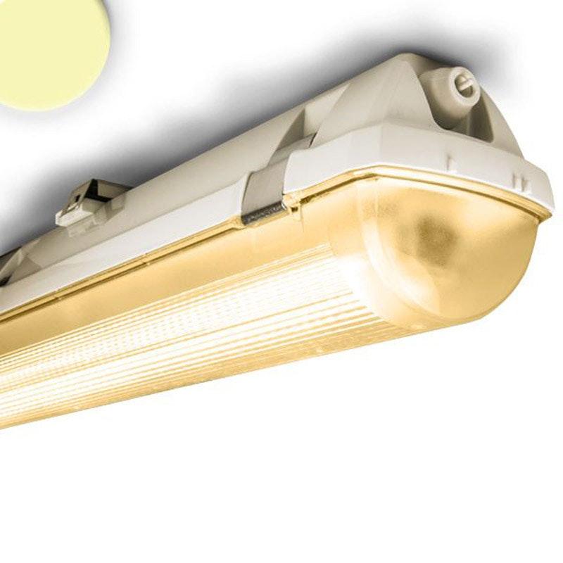 LED Wannenleuchte 22W Warmweiß schlagfest & IP66 1