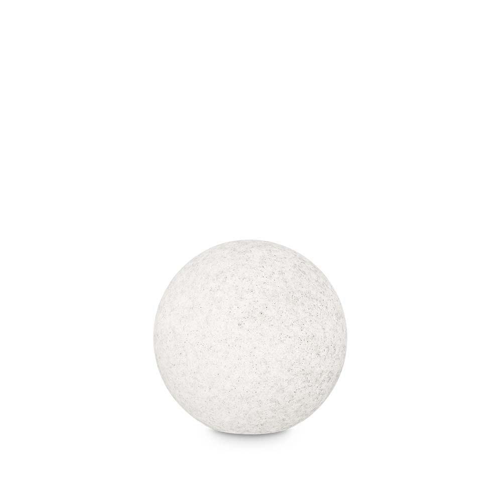 Ideal Lux Kugelleuchte Doris Ø 30cm IP44 Weiß 1