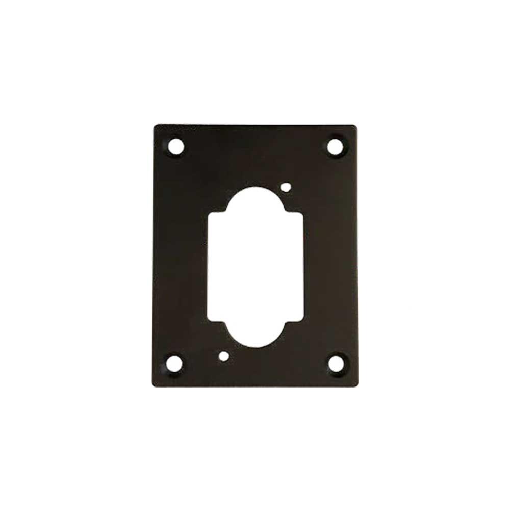 DCW Stahlplatte für Vision-Omni-Modelle zum Abdecken einer CE-Anschlussdose 2