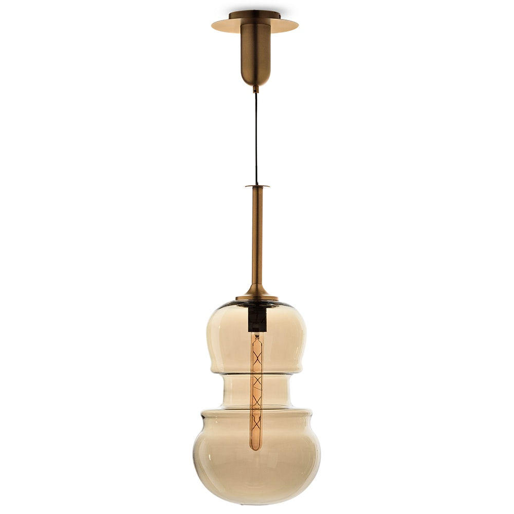 Mantra Sonata Geigen-Pendelleuchte 8