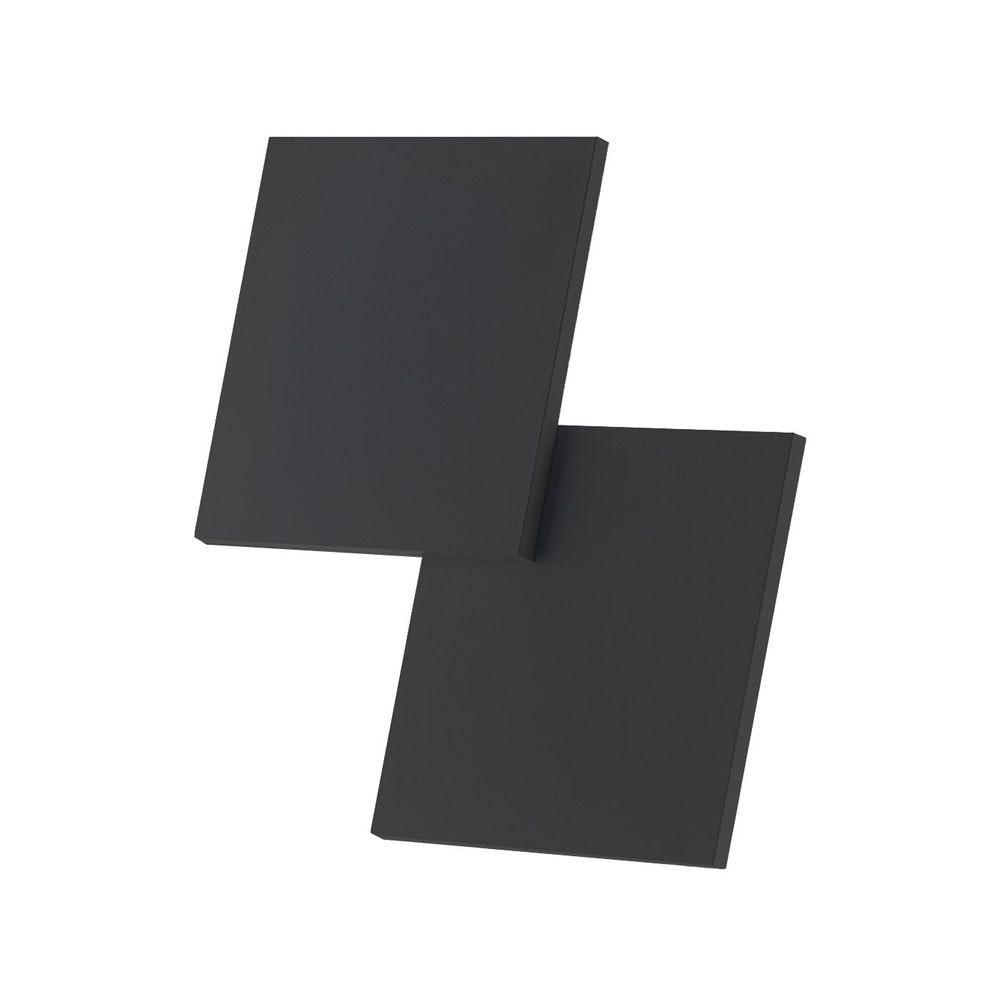 Lodes Puzzle Outdoor Double Square LED Wandleuchte 2