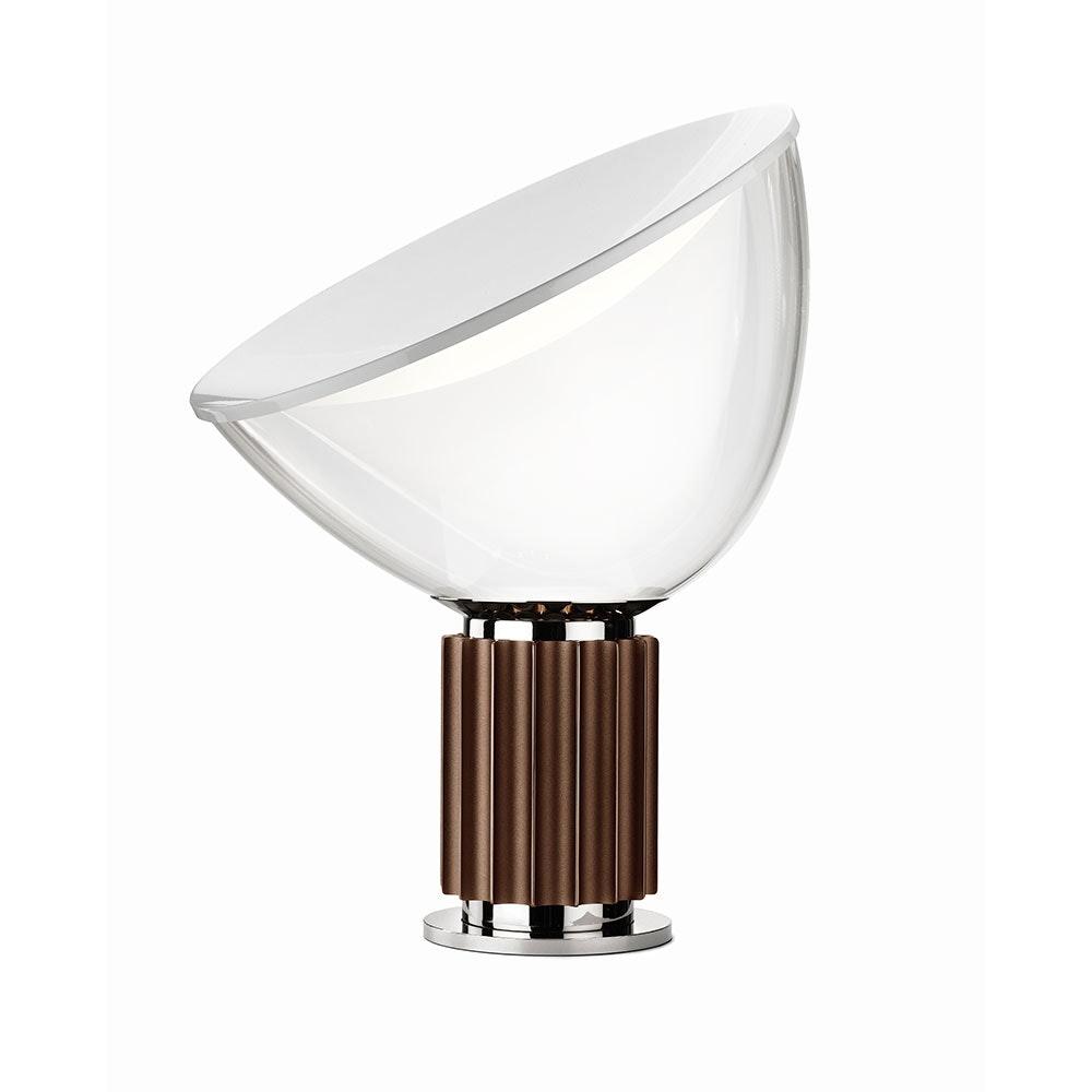 FLOS Taccia LED Tischleuchte mit Reflektor 50cm 1