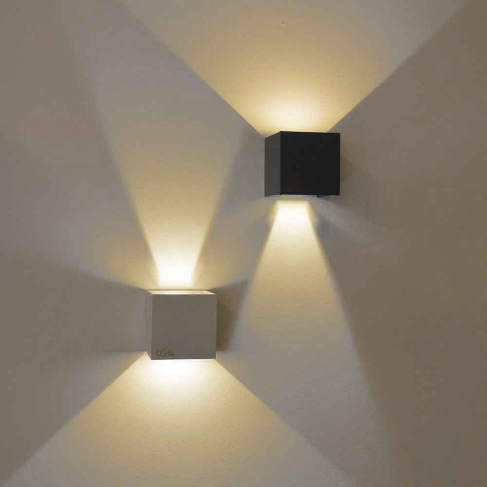 s.LUCE pro LED Wandlampe Ixa Goldfarben thumbnail 5