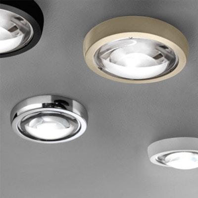 Moderne Deckenlampe in vielgestaltigen Farbdesigns