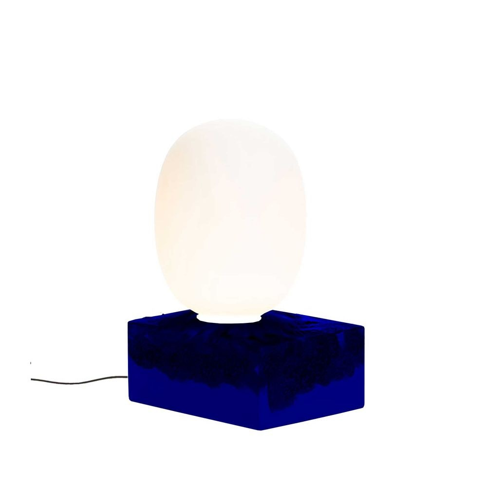 Pulpo LED Tischlampe Magma Two High Ø 30cm H 55cm 3