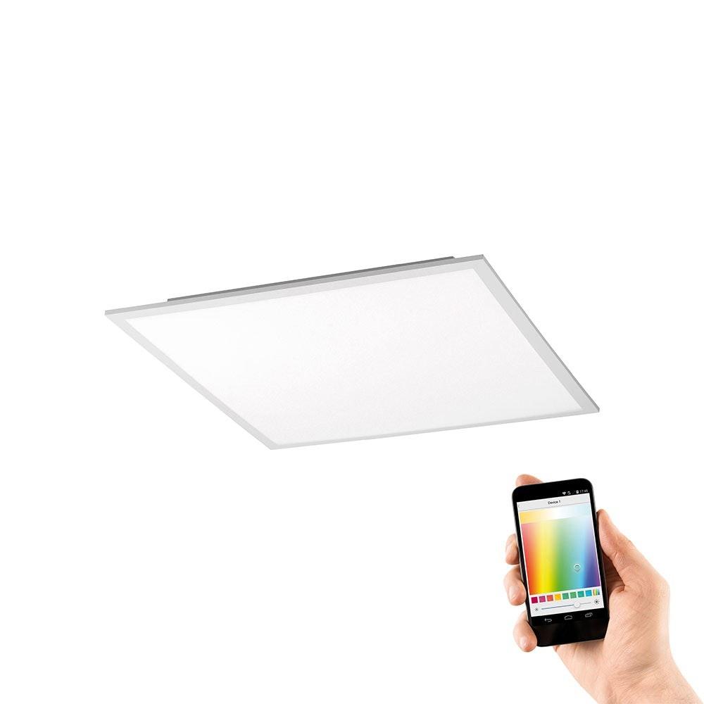 LED Deckenlampe Q-Flag 25W CCT Weiß 1