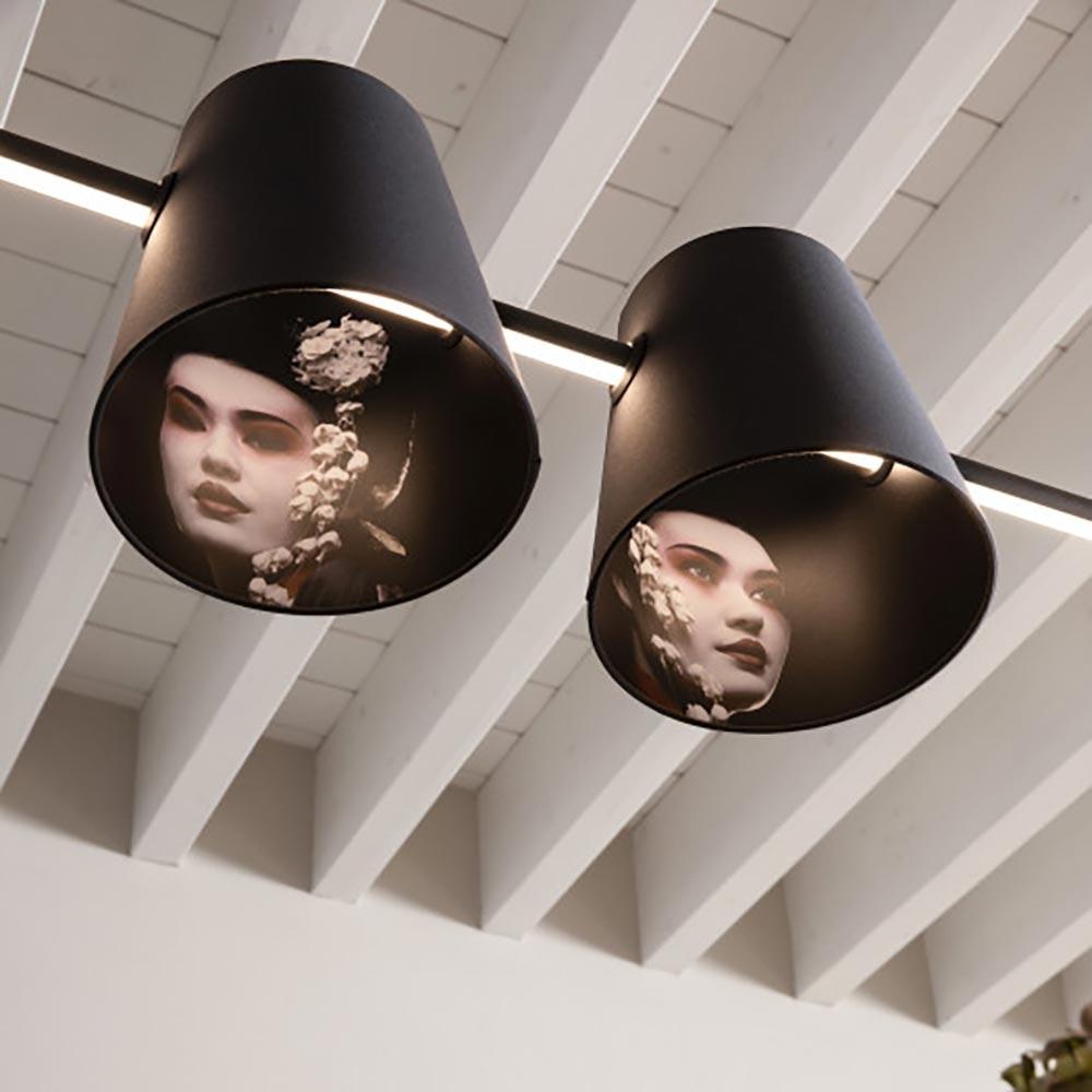 Karman Cupido Schirm für Cupido LED-Balkenlampe thumbnail 3